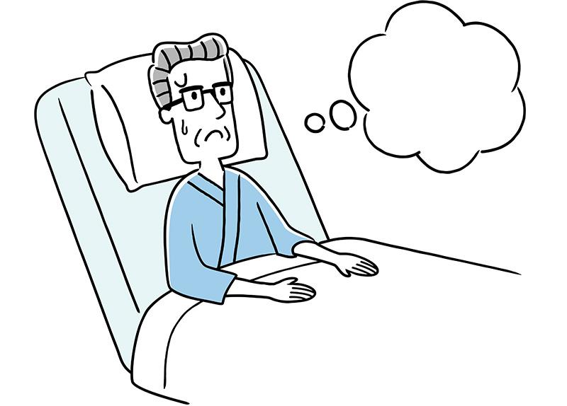 もしも認知症になっても「資産凍結のリスク」を回避することができます。