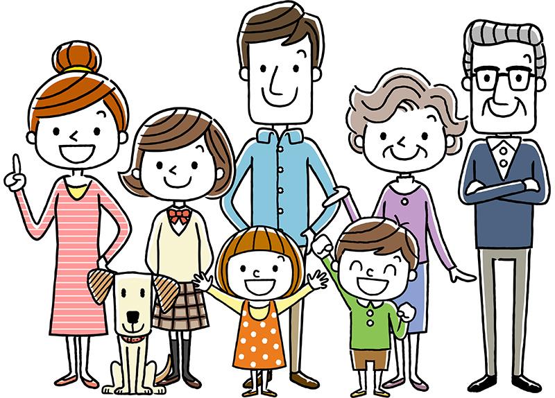 自分の意思で「財産の管理」を家族に委ねることができる。財産自体を譲渡するわけではないので贈与税がかかる心配はありません。